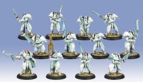 Warmachine Retribution of Scyrah plastic Dawnguard Sentinels with Unit ()