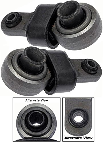 APDTY 103983x2 Rear Suspension Control Lateral Arm Bushing Link Pair Includes Rear Left & Right Fits 1993-1997 Volvo 850 1998-2004 Volvo C70 1998-2000 Volvo S70 1998-2000 Volvo V70 (Replaces (Lateral Link Bushing)