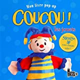 MON LIVRE POP-UP COUCOU! JOUET
