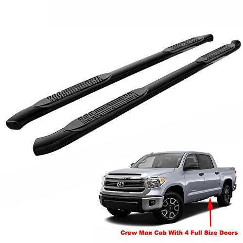 running boards 2008 toyota tundra - 8