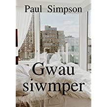 Gwau siwmper (Welsh Edition)