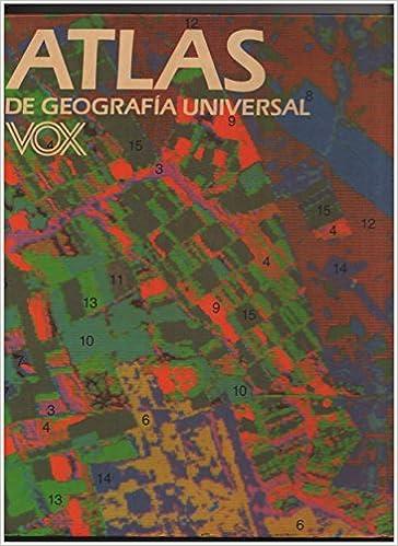 Atlas De Geografia Universal VOX: Varios: 9788471533210: Amazon.com: Books