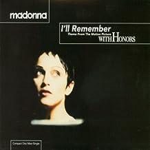 I'll Remember - Maxi