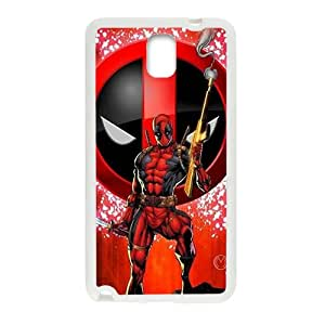 ZXCV Red cloth deadpool Cell Phone Case for Samsung Galaxy Note3