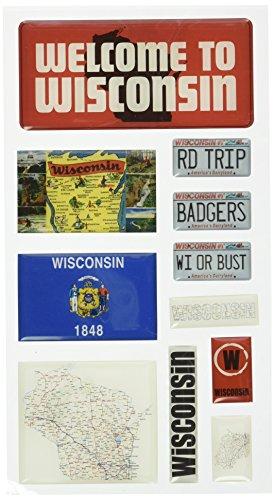 Reminisce Mini Maps, Wisconsin