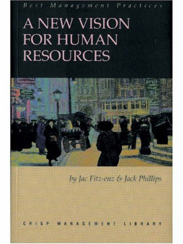 A New Vision for Human Resources: Crisp Management Library