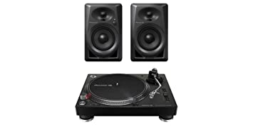 PIONEER Pack PLX 500 Negro + DM40BK: Amazon.es ...