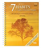 The 7 Habits of Highly Effective People 2020 6 x 7.75 Inch Weekly Engagement Calendar, Self Help Improvement