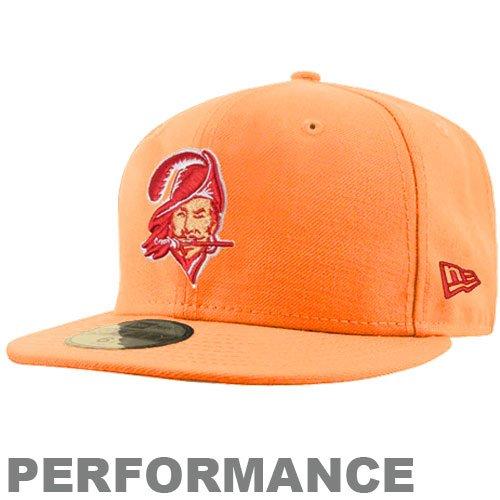 da7aea23fa3 New Era NFL On Field Tampa Bay Buccaneers Cap 5950 Basic Fitted Team  Basecap Cap(