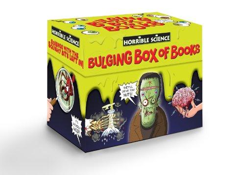 Horrible Science: Bulging Box Of 20 Brilliant Books