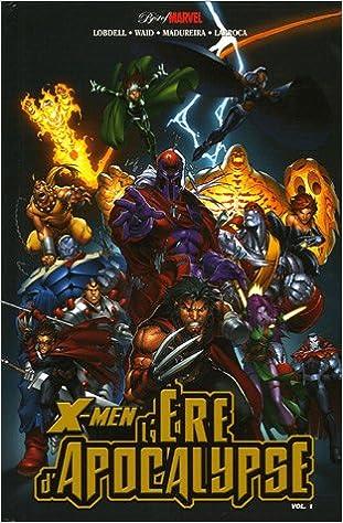 En ligne téléchargement gratuit X-Men : l'Ere d'Apocalypse, Tome 1 : epub, pdf