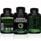 Glucosamine Chondroitin MSM with New Zealand Green