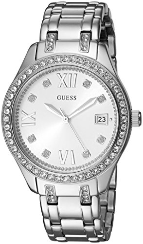 Guess Ladies White Dial - 9