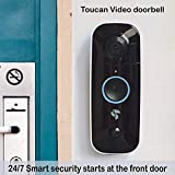 TOUCAN Rechargeable Battery-Powered Wireless Video