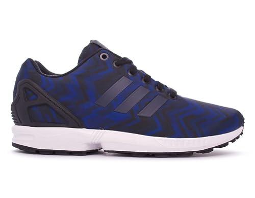 Adidas ZX Flux unisex adulto, tela, sneaker bassa, 40 EU