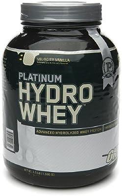 Amazon.com: Optimum Nutrition Platinum Hydro, Velocity ...