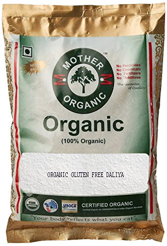 Mother Organic Gluten Free Atta, 1kg