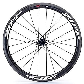 Zipp 303 Firecrest - Rueda trasera para bicicletas, color negro (1 unidad): Amazon.es: Deportes y aire libre