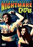 Nightmare Castle (DVD) Horror (1965) 90 Minutes ~ Starring: Barbara Steele, Paul Muller, Helga Line, Laurence Clift ~ Directed By: Mario Caiano