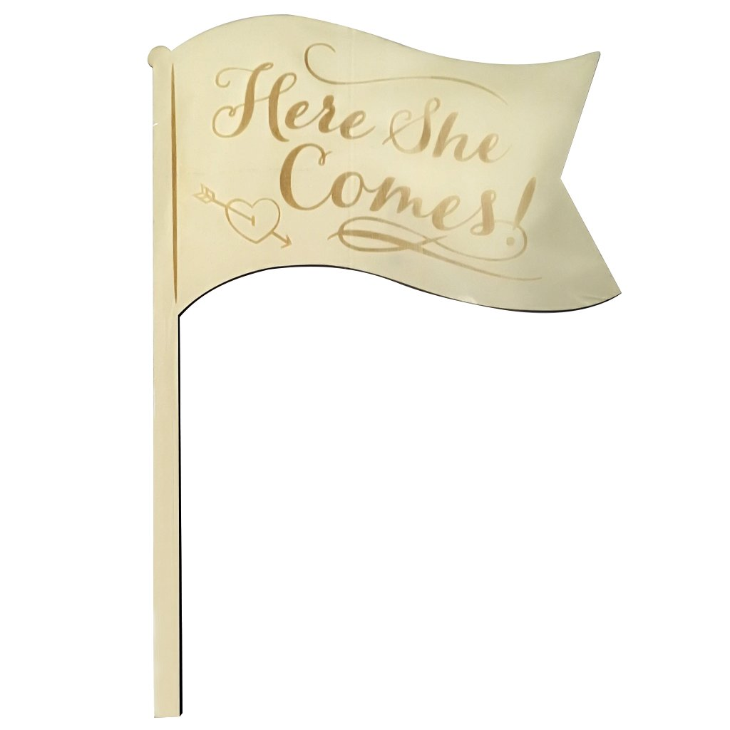 Decdeal Wood Wedding Guiding Sign Page Boy Wooden Guide Card for Bride and Groom Party Supplies