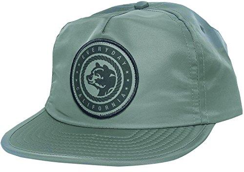 Waterproof Hat- Everyday California Floating Waterproof Snapback- Sage Surf (Storm Waterproof Hat)