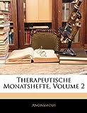 Therapeutische Monatshefte, Volume 14, Anonymous, 1142837114