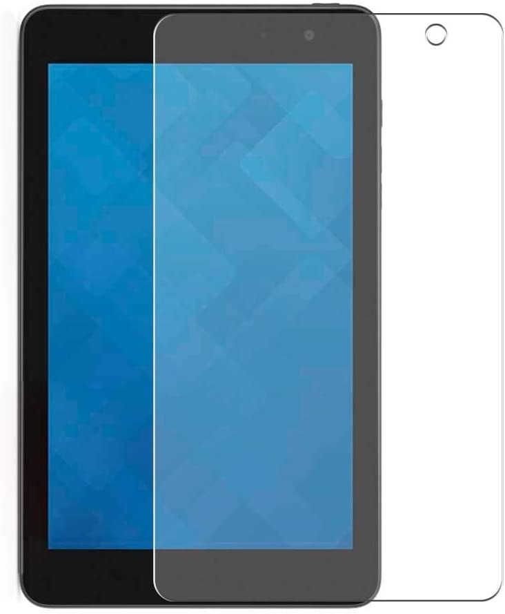 Puccy 3 Pack Screen Protector Film, compatible with Dell Venue 8 5000 (5830 Pro) 8