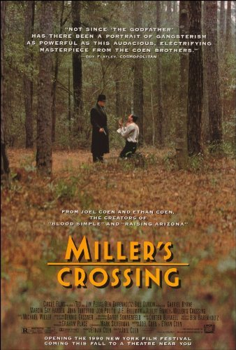 Miller's Crossing POSTER Movie (27 x 40 Inches - 69cm x 102cm) (1990)