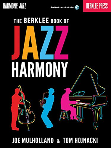The Berklee Book of Jazz Harmony (Book/Online Audio)