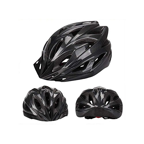 Q-Yuan Lightweight Bike Helmet, CPSC Certified Cycle Helmet Adjustable Thrasher for Adult with Detachable Liner with Water and Dust Resistant Cover by Q-Yuan (Image #6)