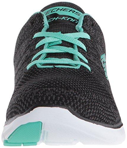 Bkaq Chaussures Aqua 2 Noir Femme de High Noir Energy 0 Appeal Flex Sport Skechers q1fPpP