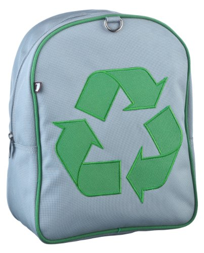 Beatrix New York Little Kid Eco Recycle Backpack (Ages 2-5) - Kid Eco Recycle Pack