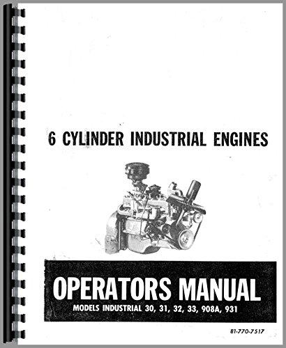 Download Chrysler 30 Engine Operators Manual pdf