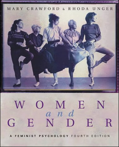 Women and Gender: A Feminist Psychology