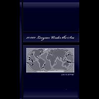 20000 Lieues sous les mers (avec cartes illustrées) (French Edition)