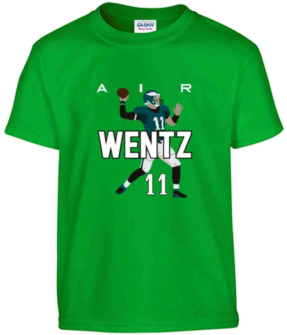 Shedd Green Philadelphia Air Wentz Pic Shirts