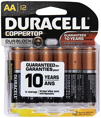 Price comparison product image Duracell AA Batteries,  12 ct