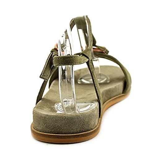 Sandal Strap T Women's Agean Clarks Suede Sage Cool Rpqwg6gWfT