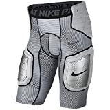 Nike Pro HyperStrong Hardplate 808772-100 White/Grey Men's Graphic Football Shorts