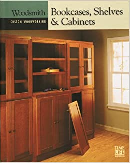 Custom Woodworking Bookcases Shelves Cabinets Time Life