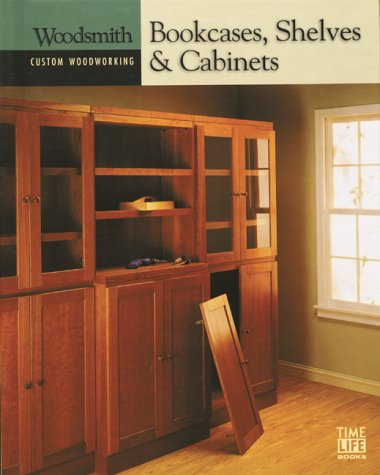 Custom woodworking: bookcases, shelves & cabinets