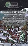 Greenbook Guide to Department 56 Villages, 1997-1998