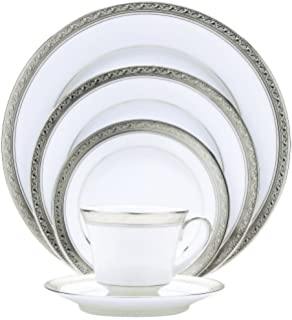 Buy noritake crestwood platinum creamer online at low prices in noritake crestwood platinum 20 piece dinnerware place setting service for 4 fandeluxe Image collections