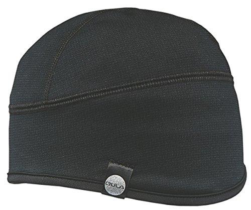 Bula Black Beanie (BULA Fall Wind Pro Beanie, Black, Large/X-Large)