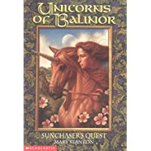 Sunchaser's Quest (Unicorns of Balinor #2)