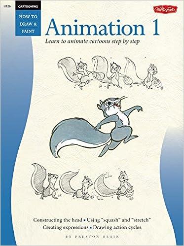 Preston Blair Animation Book Pdf