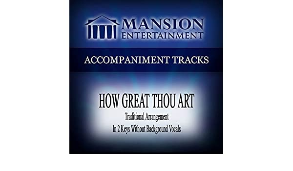How Great Thou Art Karaoke Free Download