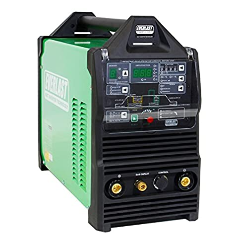 Everlast PT325EXT Everlast PowerTIG 325EXT 320 AMP Digital ACDC TIG welder with advance pulse, , (Everlast 250ex Tig Welder)