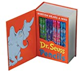 Raymond Geddes Dr. Seuss, Horton Hears a Who, Pencils, 144 per Display, Assorted (66891)