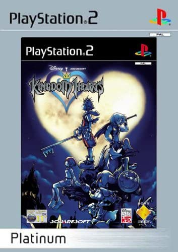 Kingdom Hearts (Version UK): Amazon.es: Videojuegos